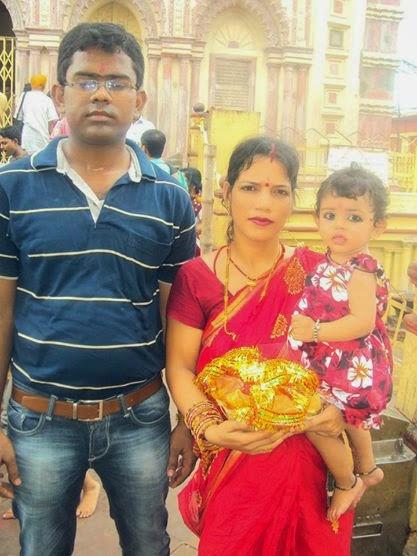 Take at Dakshineshwar Temple, Kolkata